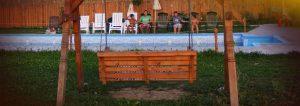 relaxare la piscina